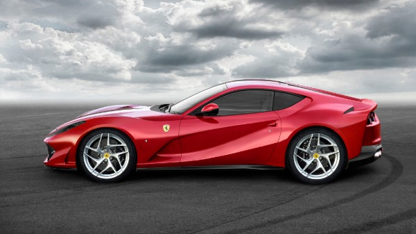 New 2020 Ferrari 812 Superfast for sale Call for price at Aston Martin of Greenwich in Greenwich CT 06830 2