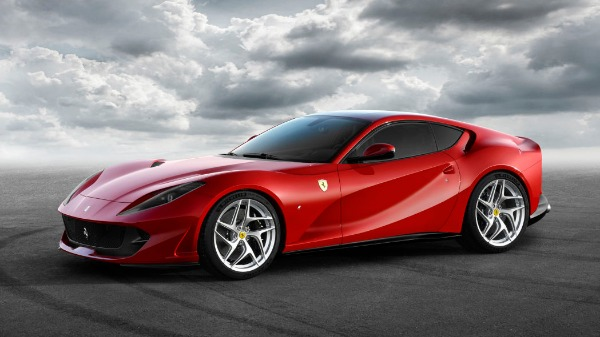 New 2020 Ferrari 812 Superfast for sale Call for price at Aston Martin of Greenwich in Greenwich CT 06830 1