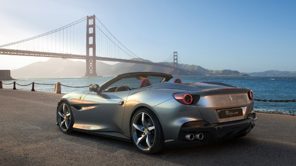 New 2020 Ferrari Portofino for sale Call for price at Aston Martin of Greenwich in Greenwich CT 06830 3