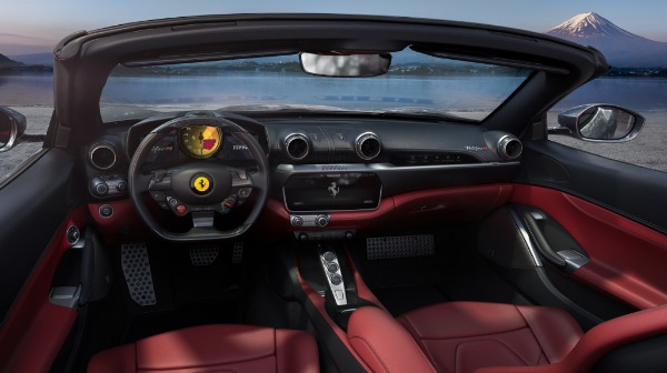 New 2020 Ferrari Portofino for sale Call for price at Aston Martin of Greenwich in Greenwich CT 06830 4