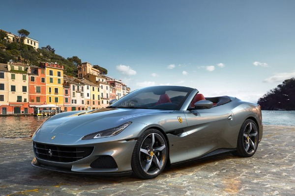 New 2020 Ferrari Portofino for sale Call for price at Aston Martin of Greenwich in Greenwich CT 06830 1
