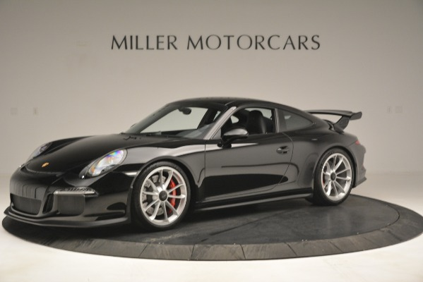 Used 2015 Porsche 911 GT3 for sale Sold at Aston Martin of Greenwich in Greenwich CT 06830 2