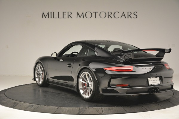 Used 2015 Porsche 911 GT3 for sale Sold at Aston Martin of Greenwich in Greenwich CT 06830 5