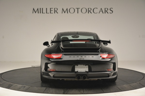 Used 2015 Porsche 911 GT3 for sale Sold at Aston Martin of Greenwich in Greenwich CT 06830 6