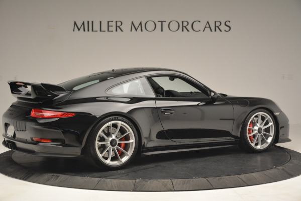 Used 2015 Porsche 911 GT3 for sale Sold at Aston Martin of Greenwich in Greenwich CT 06830 9