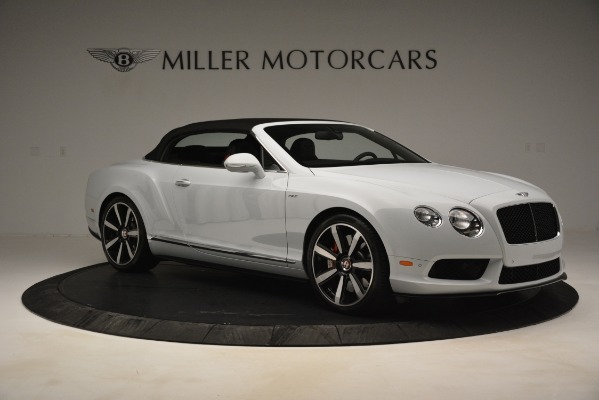 Used 2014 Bentley Continental GT V8 S for sale Sold at Aston Martin of Greenwich in Greenwich CT 06830 17