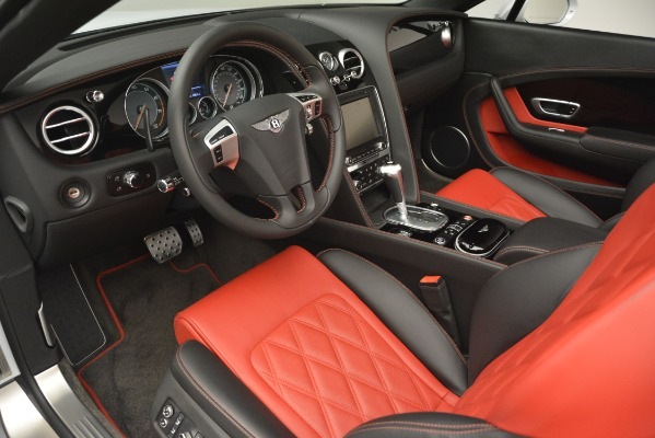 Used 2014 Bentley Continental GT V8 S for sale Sold at Aston Martin of Greenwich in Greenwich CT 06830 23