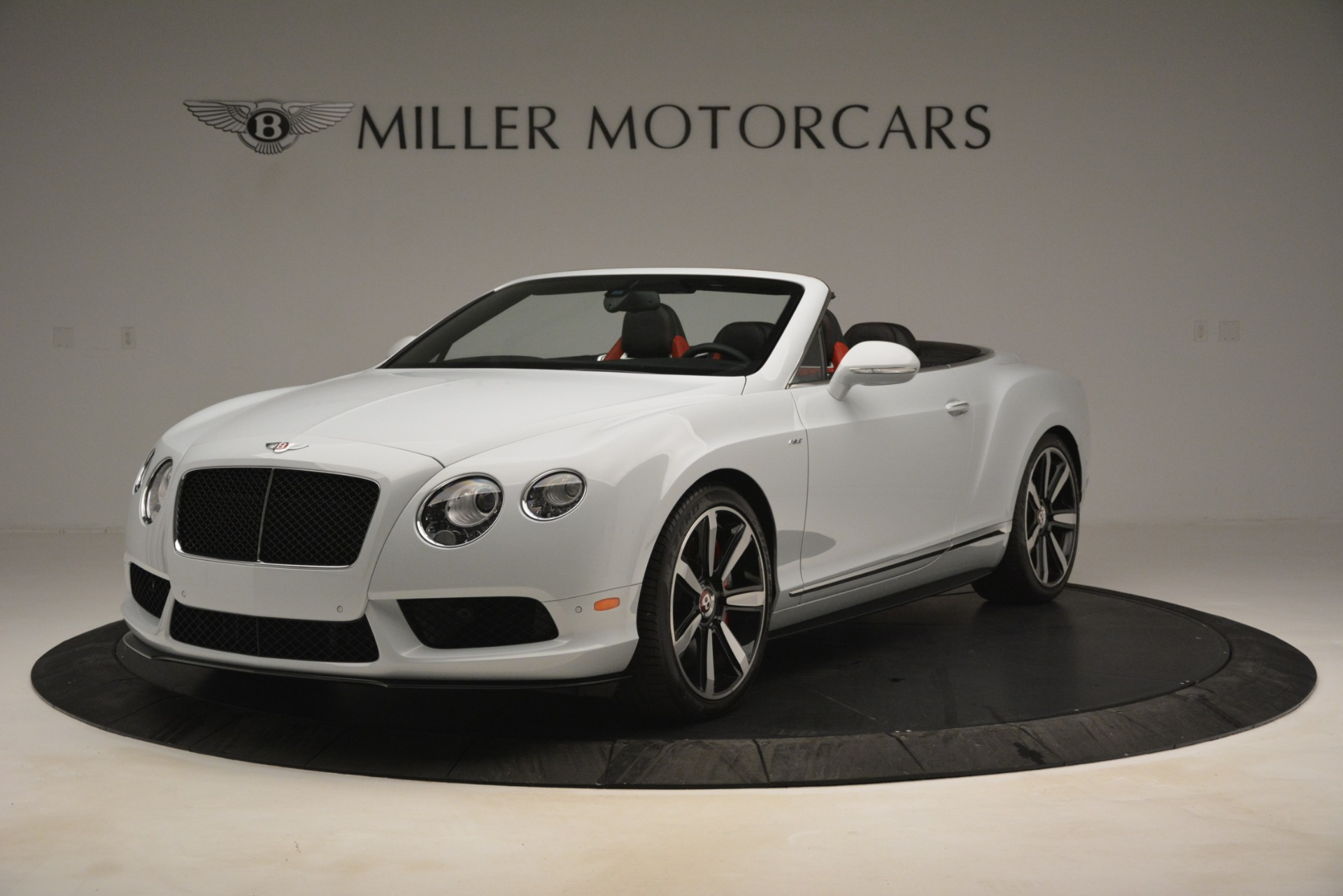 Used 2014 Bentley Continental GT V8 S for sale Sold at Aston Martin of Greenwich in Greenwich CT 06830 1