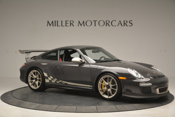 Used 2011 Porsche 911 GT3 RS for sale Sold at Aston Martin of Greenwich in Greenwich CT 06830 10