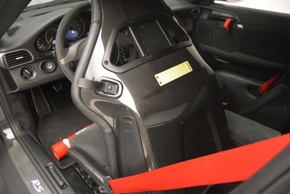Used 2011 Porsche 911 GT3 RS for sale Sold at Aston Martin of Greenwich in Greenwich CT 06830 21
