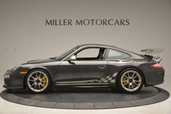 Used 2011 Porsche 911 GT3 RS for sale Sold at Aston Martin of Greenwich in Greenwich CT 06830 3