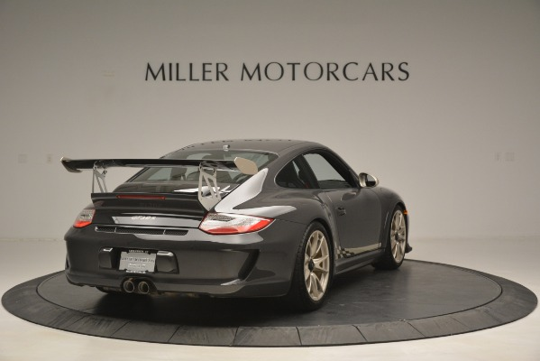 Used 2011 Porsche 911 GT3 RS for sale Sold at Aston Martin of Greenwich in Greenwich CT 06830 7