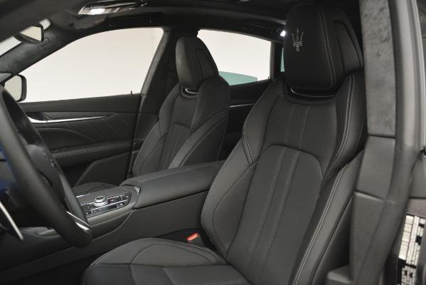 New 2019 Maserati Levante GTS for sale Sold at Aston Martin of Greenwich in Greenwich CT 06830 14