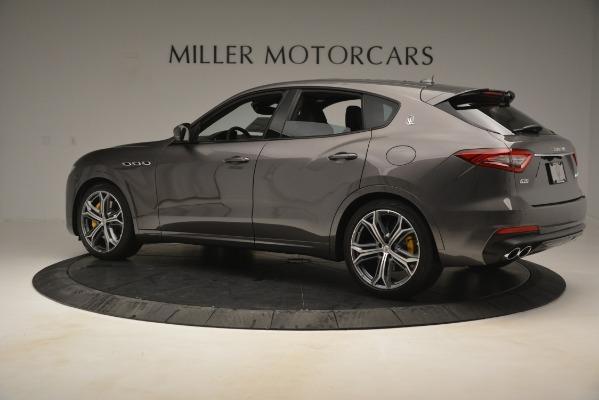 New 2019 Maserati Levante GTS for sale Sold at Aston Martin of Greenwich in Greenwich CT 06830 4