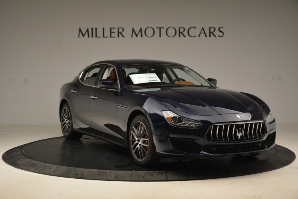 Used 2019 Maserati Ghibli S Q4 for sale Sold at Aston Martin of Greenwich in Greenwich CT 06830 11