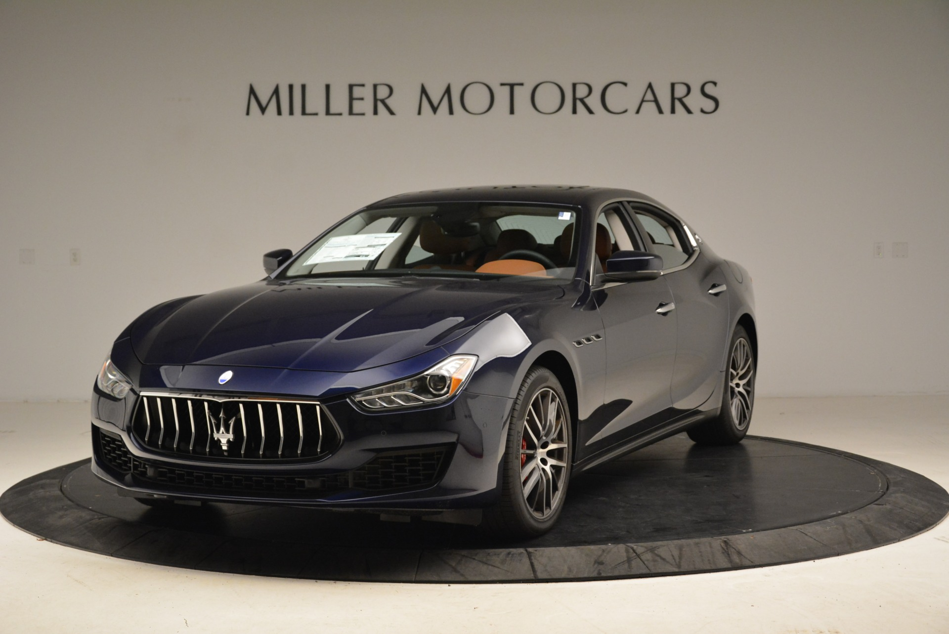 Used 2019 Maserati Ghibli S Q4 for sale Sold at Aston Martin of Greenwich in Greenwich CT 06830 1