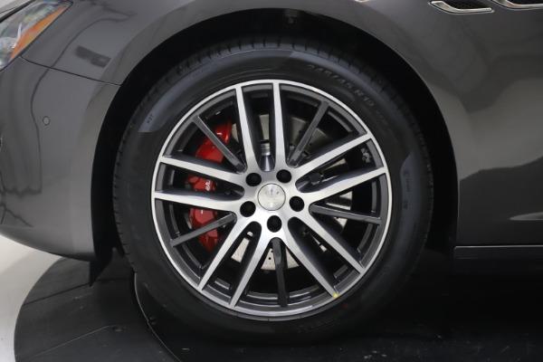New 2019 Maserati Ghibli S Q4 for sale Sold at Aston Martin of Greenwich in Greenwich CT 06830 26