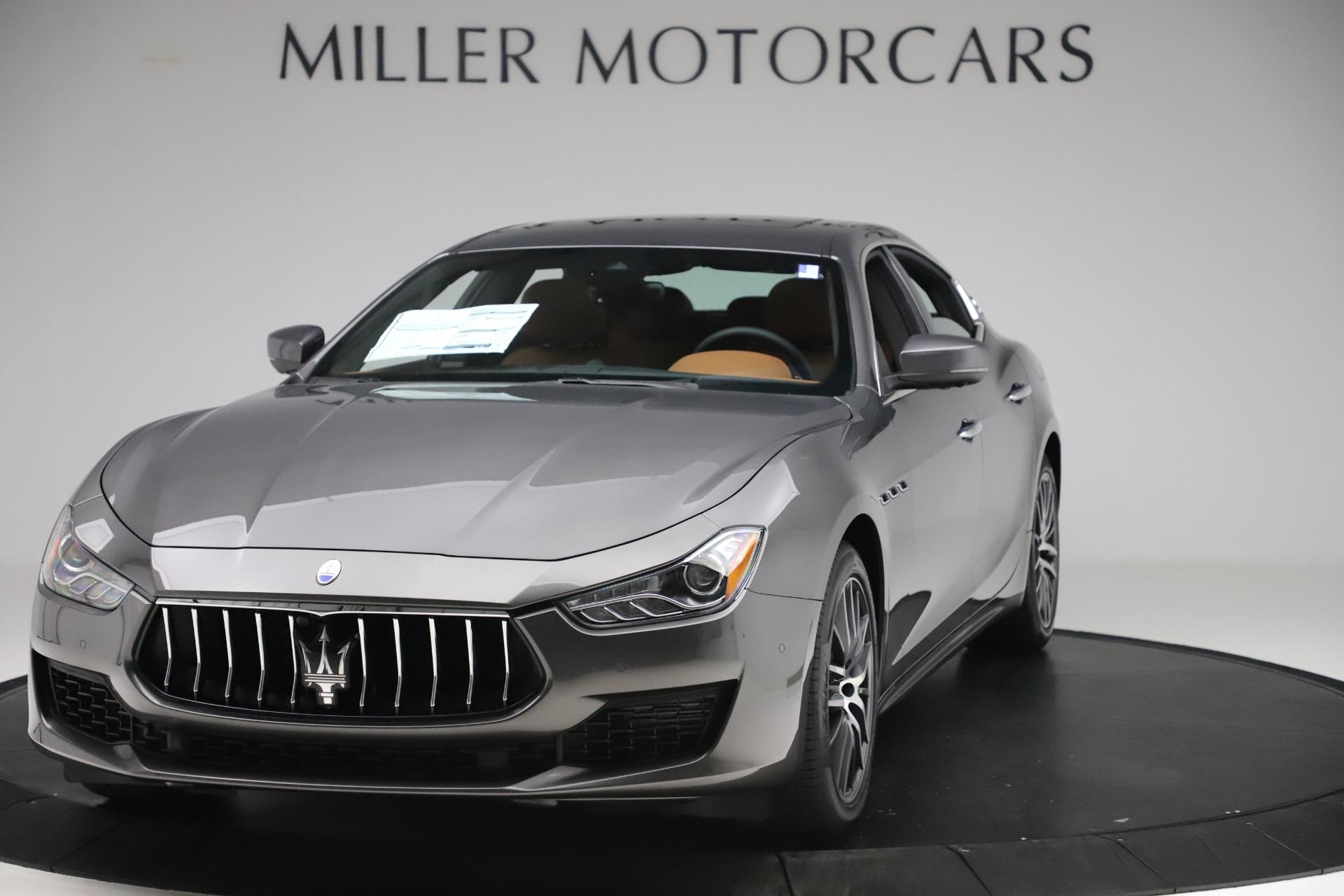 New 2019 Maserati Ghibli S Q4 for sale Sold at Aston Martin of Greenwich in Greenwich CT 06830 1