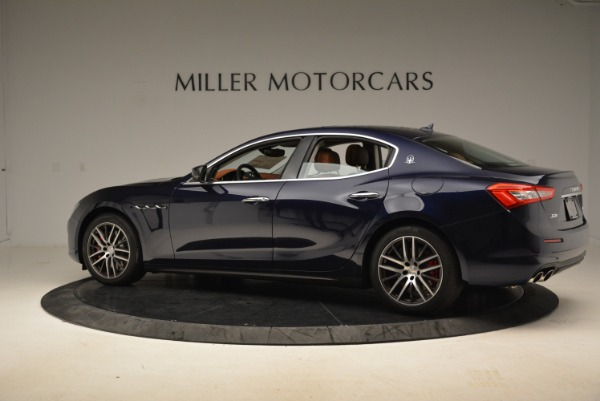 New 2019 Maserati Ghibli S Q4 for sale Sold at Aston Martin of Greenwich in Greenwich CT 06830 4