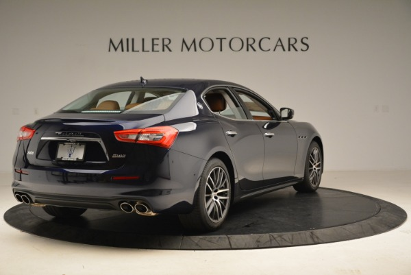 New 2019 Maserati Ghibli S Q4 for sale Sold at Aston Martin of Greenwich in Greenwich CT 06830 7