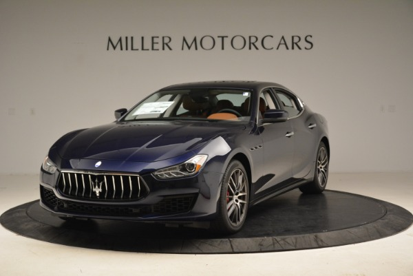 New 2019 Maserati Ghibli S Q4 for sale Sold at Aston Martin of Greenwich in Greenwich CT 06830 1