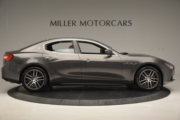 New 2019 Maserati Ghibli S Q4 for sale Sold at Aston Martin of Greenwich in Greenwich CT 06830 7