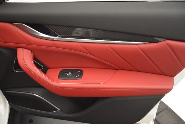 New 2019 Maserati Levante S Q4 GranSport for sale Sold at Aston Martin of Greenwich in Greenwich CT 06830 26