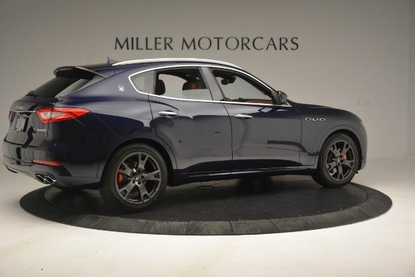 New 2019 Maserati Levante Q4 for sale Sold at Aston Martin of Greenwich in Greenwich CT 06830 8