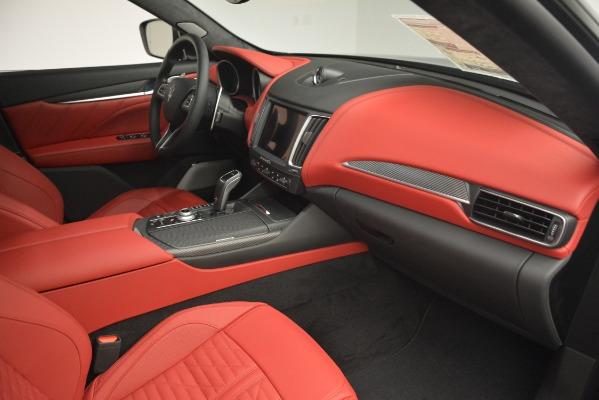 New 2019 Maserati Levante GTS for sale Sold at Aston Martin of Greenwich in Greenwich CT 06830 26