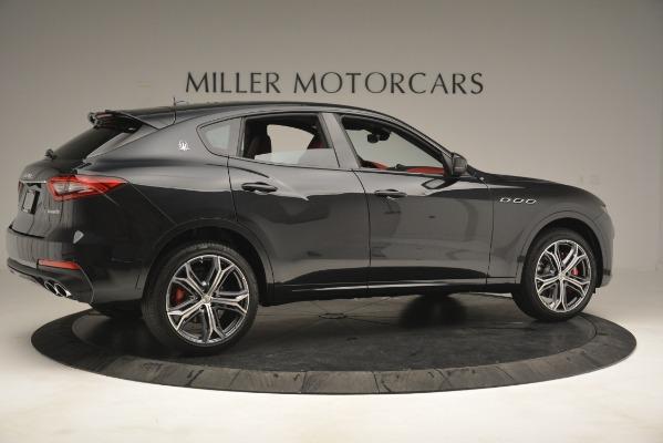 New 2019 Maserati Levante GTS for sale Sold at Aston Martin of Greenwich in Greenwich CT 06830 8