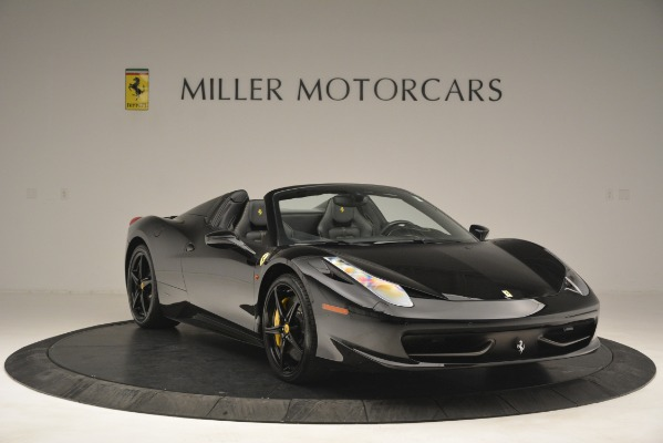 Used 2013 Ferrari 458 Spider for sale Sold at Aston Martin of Greenwich in Greenwich CT 06830 11