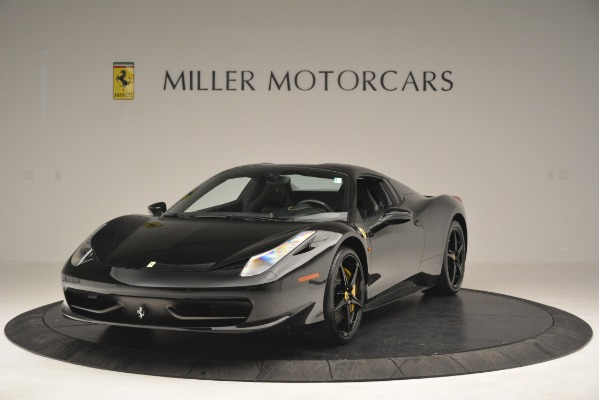 Used 2013 Ferrari 458 Spider for sale Sold at Aston Martin of Greenwich in Greenwich CT 06830 13
