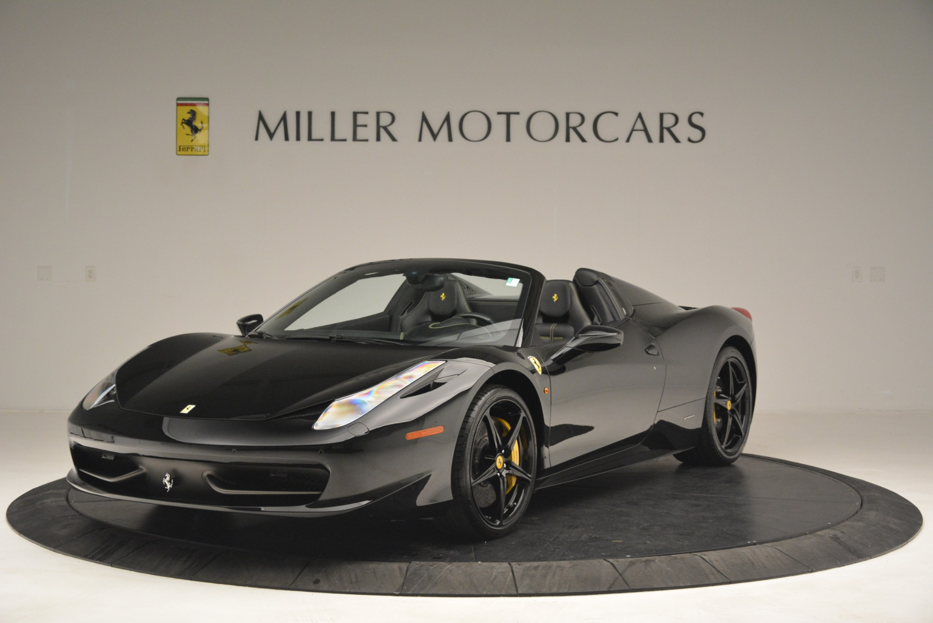 Used 2013 Ferrari 458 Spider for sale Sold at Aston Martin of Greenwich in Greenwich CT 06830 1