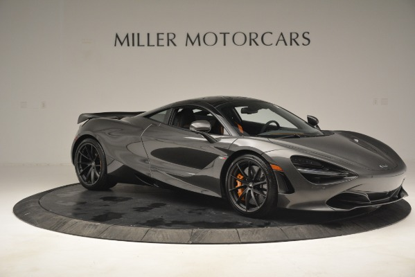 Used 2019 McLaren 720S Coupe for sale Sold at Aston Martin of Greenwich in Greenwich CT 06830 10