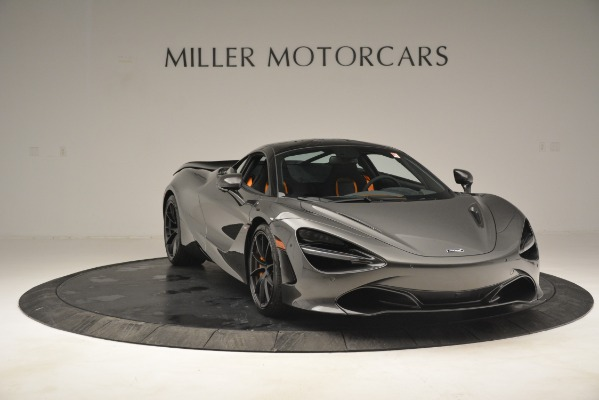 Used 2019 McLaren 720S Coupe for sale Sold at Aston Martin of Greenwich in Greenwich CT 06830 11
