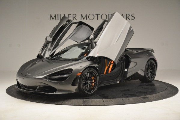 New 2019 McLaren 720S Coupe for sale Sold at Aston Martin of Greenwich in Greenwich CT 06830 14
