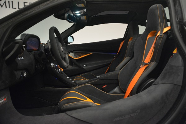 New 2019 McLaren 720S Coupe for sale Sold at Aston Martin of Greenwich in Greenwich CT 06830 19