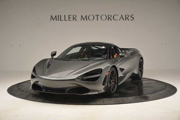Used 2019 McLaren 720S Coupe for sale Sold at Aston Martin of Greenwich in Greenwich CT 06830 2
