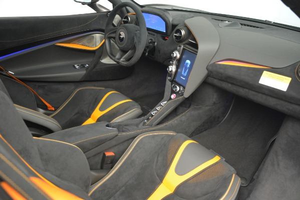 Used 2019 McLaren 720S Coupe for sale Sold at Aston Martin of Greenwich in Greenwich CT 06830 21