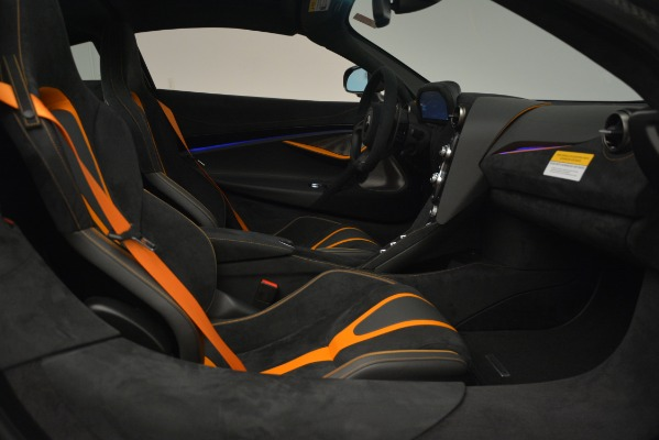 Used 2019 McLaren 720S Coupe for sale Sold at Aston Martin of Greenwich in Greenwich CT 06830 22