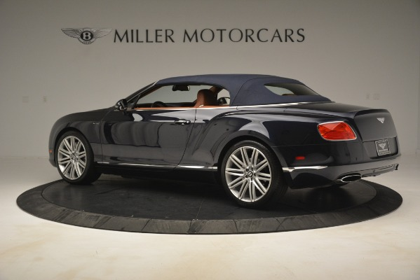 Used 2014 Bentley Continental GT Speed for sale Sold at Aston Martin of Greenwich in Greenwich CT 06830 15