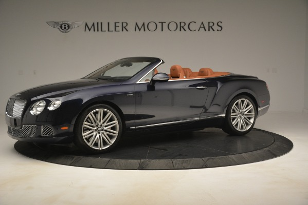 Used 2014 Bentley Continental GT Speed for sale Sold at Aston Martin of Greenwich in Greenwich CT 06830 2