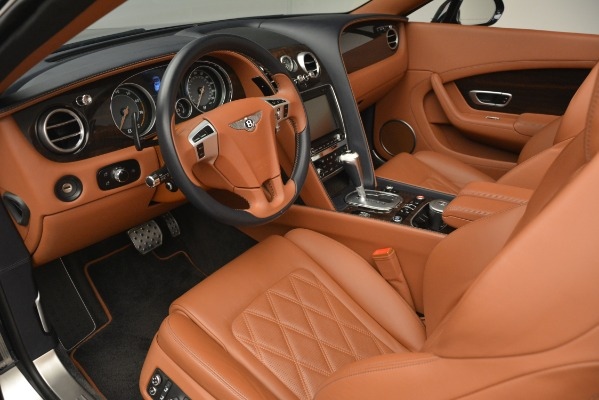 Used 2014 Bentley Continental GT Speed for sale Sold at Aston Martin of Greenwich in Greenwich CT 06830 21