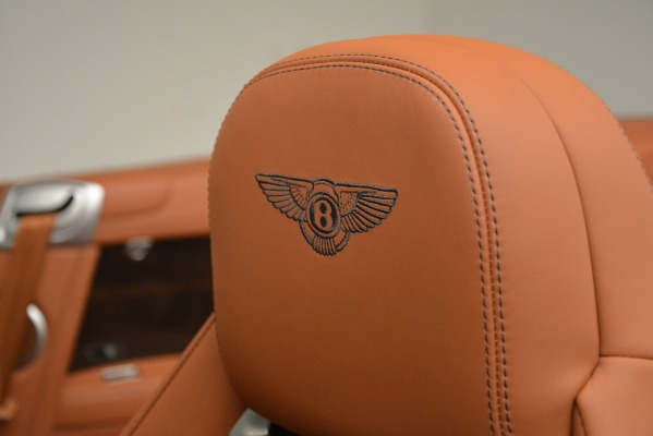 Used 2014 Bentley Continental GT Speed for sale Sold at Aston Martin of Greenwich in Greenwich CT 06830 24