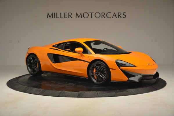 New 2019 McLaren 570S Coupe for sale Sold at Aston Martin of Greenwich in Greenwich CT 06830 10