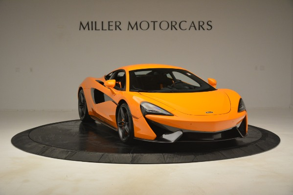 New 2019 McLaren 570S Coupe for sale Sold at Aston Martin of Greenwich in Greenwich CT 06830 11
