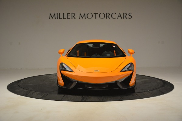 New 2019 McLaren 570S Coupe for sale Sold at Aston Martin of Greenwich in Greenwich CT 06830 12