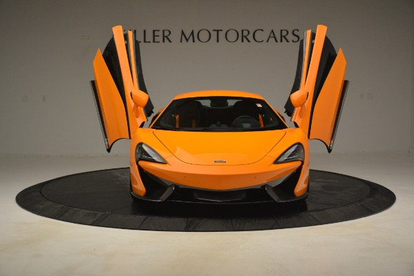New 2019 McLaren 570S Coupe for sale Sold at Aston Martin of Greenwich in Greenwich CT 06830 13