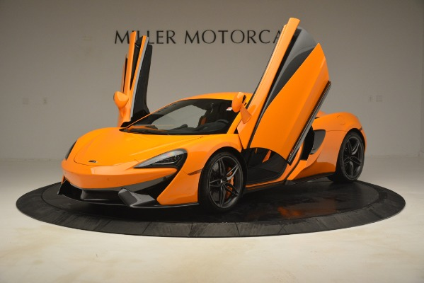 New 2019 McLaren 570S Coupe for sale Sold at Aston Martin of Greenwich in Greenwich CT 06830 14