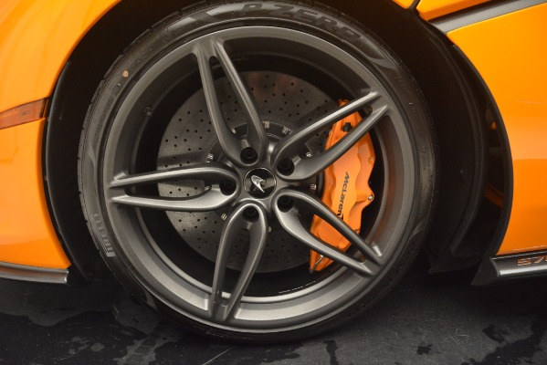 New 2019 McLaren 570S Coupe for sale Sold at Aston Martin of Greenwich in Greenwich CT 06830 15
